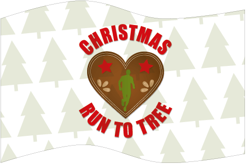 Christmas Run To Tree